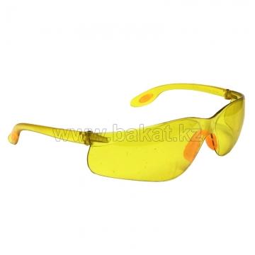 Очки защитные желтый