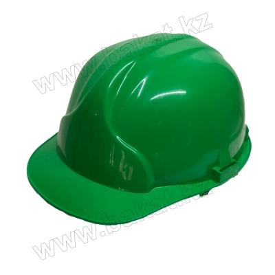 Каска стандарт зеленая