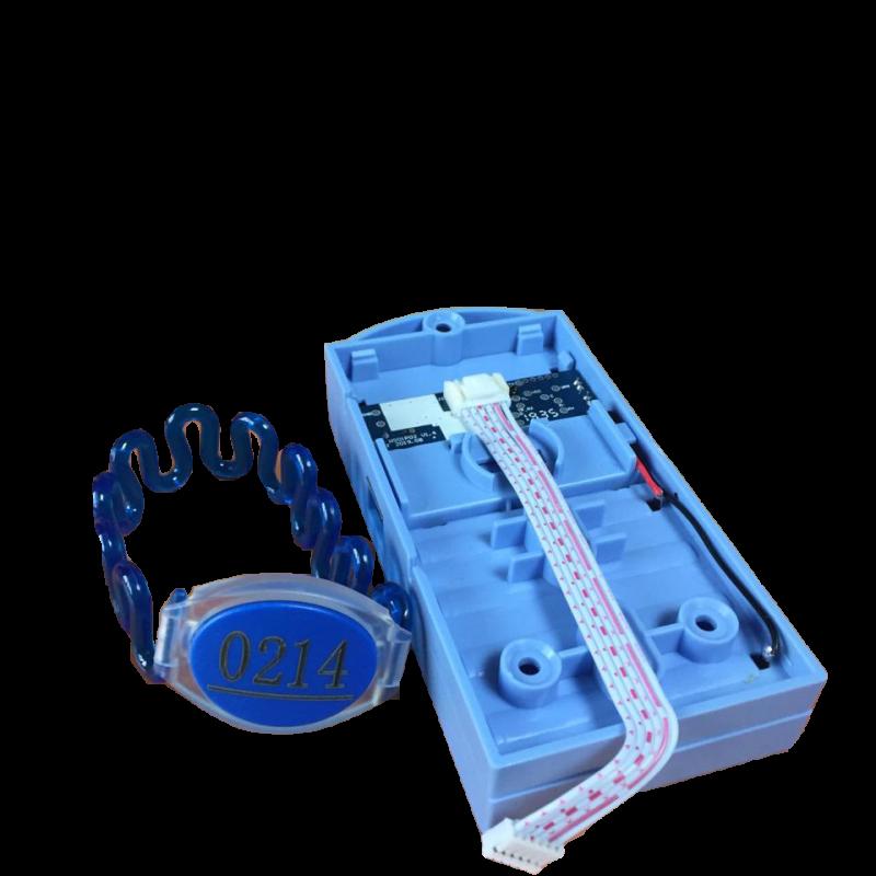 Электронный замок + браслеты