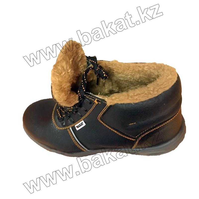"""Ботинки """"BAKAT"""" зимние"""